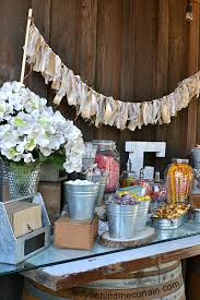 wedding candy table wedding candy buffet
