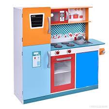 jeux cuisine enfants infantastic multicolores jeu cuisine enfants cuisine en bois avec