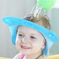 baby shower cap 2018 baby shower cap kids child rubber shoo hat adjustable baby