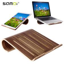 Laptop Stands For Desk by Wooden Laptop Stand Reviews Online Shopping Wooden Laptop Stand
