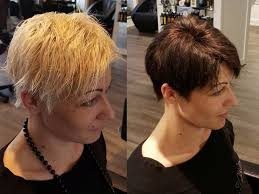 from pixie cut to bob with extensions hair extensions the expertise of bhi hairstyle lausanne