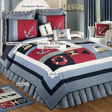 Nautical Bedspreads Nautical Bedding Best Home Interior And Architecture Design Idea