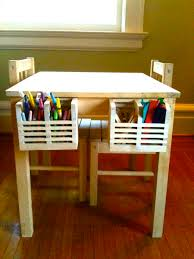 table with storage ikea svala kids art table with storage ikea hackers