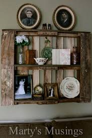 How To Shabby Chic by 6 Cute Diy Shabby Chic Shelves And Racks Shelterness