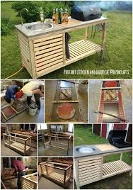 51 best yard creations images on pinterest outdoor kitchens