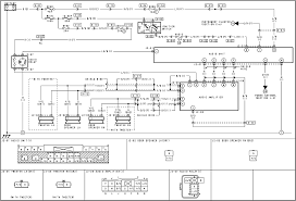 1998 mazda protege stereo wiring diagram wiring diagram and
