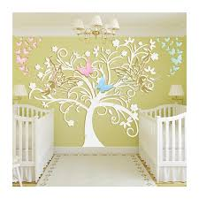 arbre chambre bébé sticker arbre chambre bebe lertloy com
