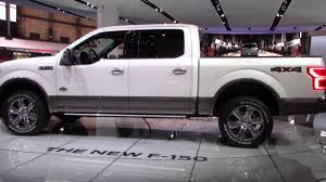 the new 2018 ford f 150 king ranch diesel edition detroit auto