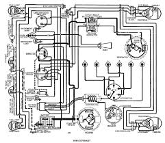 complete electrical wiring diagram for 1938 chevrolet u2013 circuit
