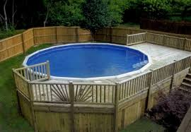 free round pool deck plans gorgeous ideas for above ground pool