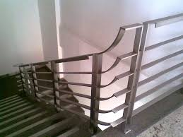 Steel Handrails For Steps The Elegant Handrails For Stairs House Exterior And Interior