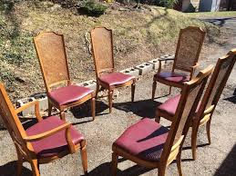 High Back Chairs For Dining Room Thomasville Back Dining Room Chairs Barclaydouglas