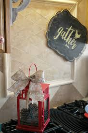 simple christmas decorating ideas in the kitchen debbiedoos kitchen decorating for christmas ideas