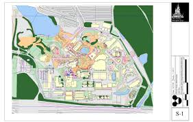 Map Of Hollywood Studios Wdwthemeparks Com News Disney Blue Prints Hollywood Studios