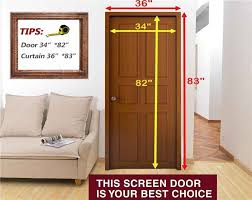 Jml Door Curtain by Queen Rose Magnetic Fly Screen Door Net Automatically Shut Mesh