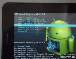 how to reset android phone how to factory reset your android phone tablet normally or in