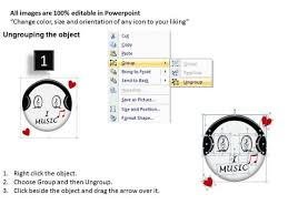 i love music powerpoint templates editable ppt slides powerpoint