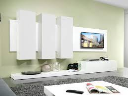 moderne wohnwand hochglanz puristische wohnwand in betongrau yarial com u003d lila wohnwand