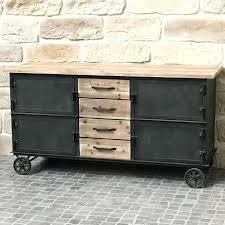 meuble de cuisine style industriel meuble cuisine industriel cuisine industrielle laclacgance brute en