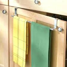 kitchen towel rack ideas kitchen towel storage ideas cupboard towel rail kitchen storage