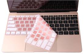 rose gold amazon com rose gold keyboard protector cover skin for new