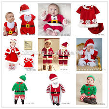 Christmas Tree Costume For Kids - wholesale baby boy romper christmas santa claus ice jam costume