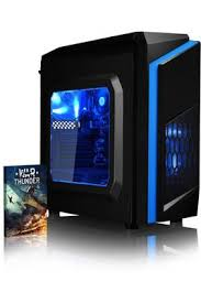 bureau d ordinateur gamer pc de bureau vibox vibox killstreak la4 21 pc gamer ordinateur avec