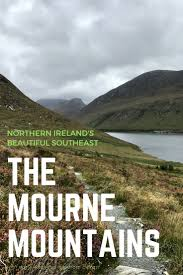 the mourne mountains northern ireland is an area of stunning