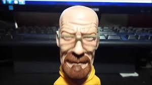 Mike Breaking Bad Breaking Bad Walter White Bobble Head By Mezco Youtube