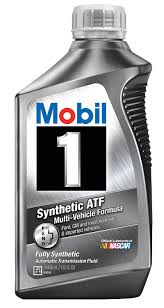 amazon com mobil 1 112980 synthetic automatic transmission fluid