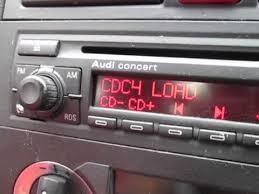 audi concert 2 aux input audi a3 concert stereo 6 cd changer test 8p