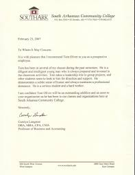 letter of recommendation examples and writing tips tenant