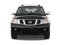 nissan armada rear bumper 2009 nissan armada le 4x4 nissan full size suv review
