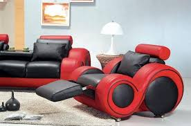 Red Sofas In Living Room Black And Red Leather Sofa Gallery All About Home Design
