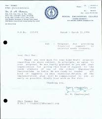 recommendation letters for scholarship letter of recommendaton 9