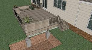 cost vs value project deck addition wood remodeling