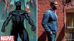 black panther marvel ta nehisi coates to author black panther marvel comic
