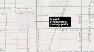 Rub Maps San Jose by Women Arrested In Prostitution Sting At Glendale Massage Parlor