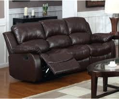 Brown Faux Leather Sofa Brown Faux Leather Veneziacalcioa5