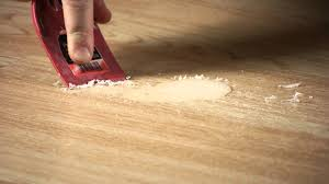 how to clean scented candle wax laminate flooring working on