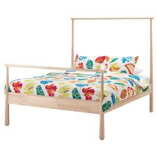 Low Bed Frames Ikea Gjöra Bed Frame Ikea