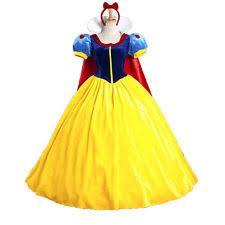 Halloween Costumes Ebay Snow White Costume Ebay