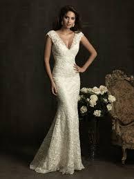 beige wedding dress beige lace wedding dress