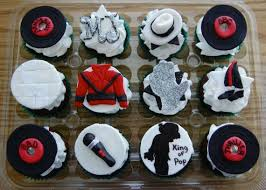 michael cake toppers theme michael jackson cupcake toppers 100