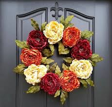 how to make wreaths how to create a diy thanksgiving wreath for your front door hometalk