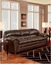 Bonded Leather Sofa Cyber Monday Deals On Brown Leather Sofa