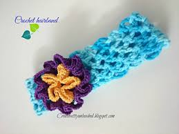 crochet hair bands ravelry the genius headband pattern by elizabeth alan