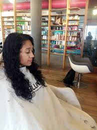 blunt haircut for curly hair curly hair cut at bblunt salon bangalore magrath road my