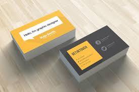 business card exles free premium templates