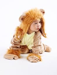 halloween lion costumes lion chic costume for kids halloween milanoo com